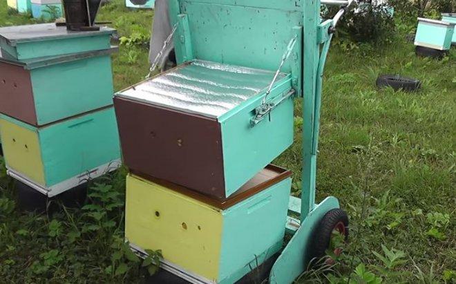 Самоделки для пчеловодства своими руками 151